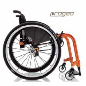 EGO : fauteuil roulant pliable