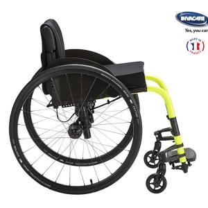 Küschall Champion : fauteuil roulant rigide