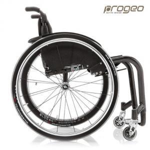 Noir2.0 : fauteuil roulant rigide