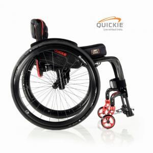 Krypton-F : fauteuil roulant pliant
