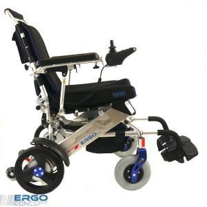 Ergo-08L : fauteuil roulant électrique pliable