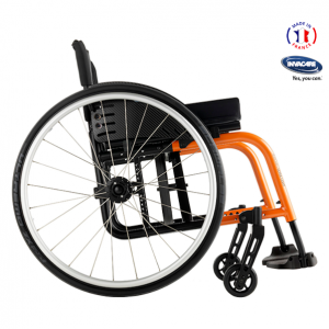 Ultra-light : fauteuil roulant pliable